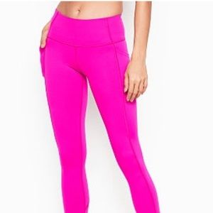 Victoria secret sport legging- pockets